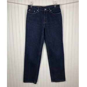Polo Jeans Saturday Jean Straight leg Dark Wash